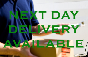 Next Day Delivery is available